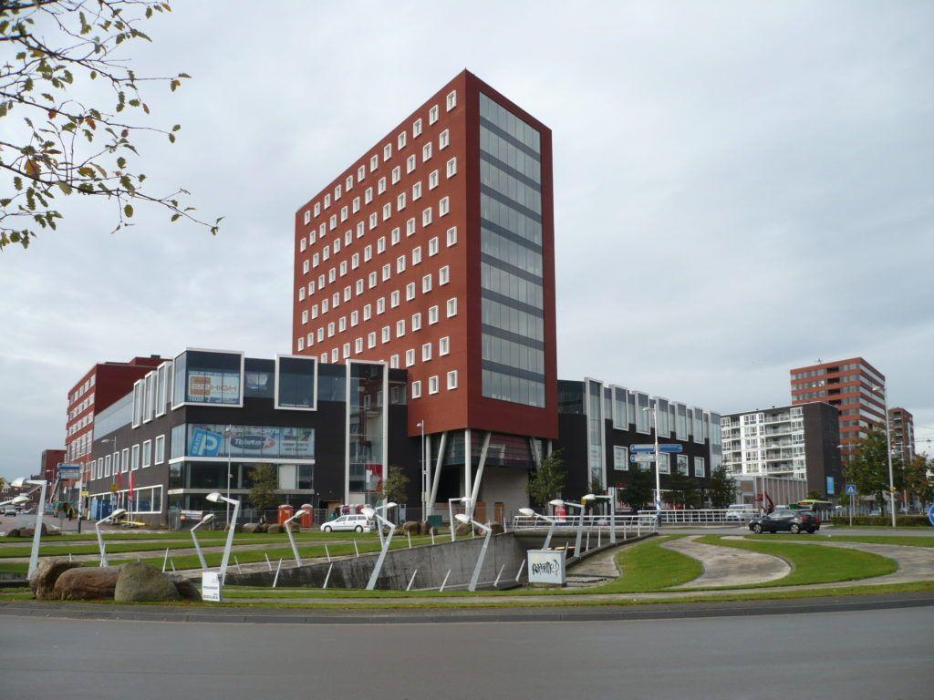 Het Oppidium (Mercur Hotel Amersfoort)